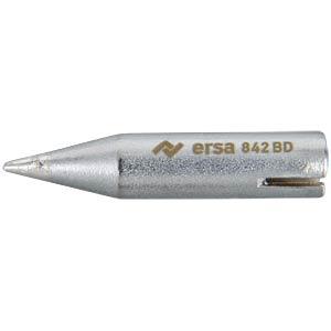 Tip, pointed, ERSADUR, 1.0 mm ERSA 0842BD