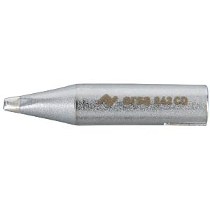 Tip, chisel-shaped, ERSADUR, 2.2 mm ERSA 0842CD