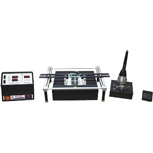 SMD/BGA infra-red soldering system including preheater XYTRONIC IR-860