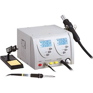 Digital soldering and hot-air station ZHONGDI ZD-912