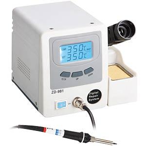 Digitale Prozessor-Lötstation, 60 Watt, ESD ZHONGDI ZD-981