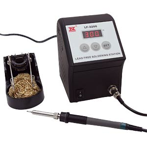Digital high-frequency soldering station, 120 Watt, ESD XYTRONIC LF-3200