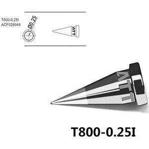 ATTEN T800-0,25I - Lötspitze