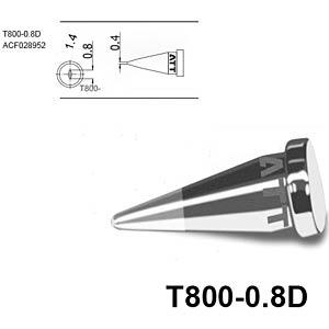 ATTEN T800-0,8D - Lötspitze