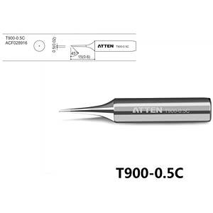 ATTEN T900-0,5C - Lötspitze