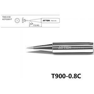 ATTEN T900-0,8C - Lötspitze