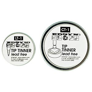 Soldering tip cleaner and tinsmith, 14.2 g EDSYN 0LT1