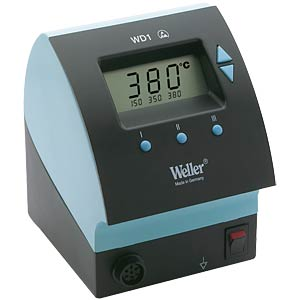 WELLER Lötstation WD1, digital, 80 Watt WELLER T0053400699