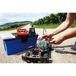 WELLER soldering station, digital, 40 watts, battery operated WELLER T0056833699