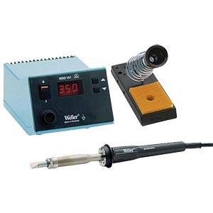 Soldering station, digital, 150 watts WELLER T0053276699