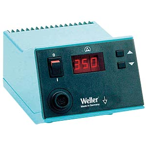 Lötstation, WSD 121 Set, 120 W, 1-Kanal, ESD WELLER T0053277670