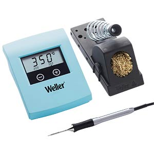 Weller Soldering Station, digital, 40 watts, battery WELLER T0053293699