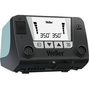 Soldeerstation, WT2M, 150 W, 2-kanaals, ESD WELLER T0053443699