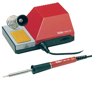 WELLER soldering station, adjustable 200 - 450°C WELLER T0056806699