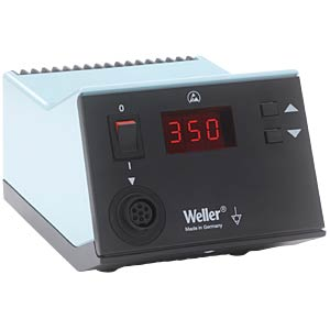Soldering station, digital, 95 watts with iron and rest WELLER T0053294699