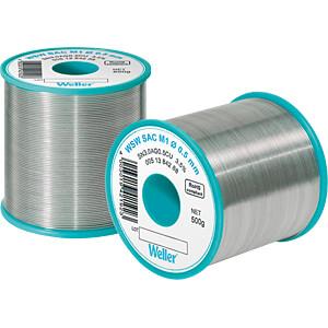 Soldeertin loodvrij, WSW SC L0, Ø 1,2 mm, 500 g WELLER T0051387799