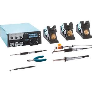 Löt- und Entlötstation, WXR 3031 Set, 420 W, 3-Kanal, ESD WELLER T0053502699N