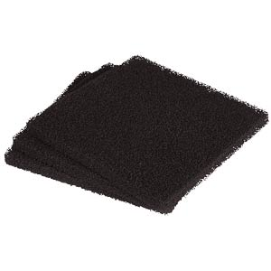 3-piece carbon filter set for FILTER 426 DLX XYTRONIC 76-3313010