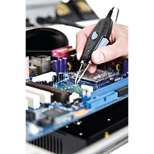 Entlötpinzette Chip Tool, 80 W, antistatisch ERSA 460MDJ