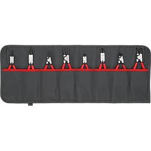 Werkzeugsatz, Zangen, Sicherungsringe, 8-teilig KNIPEX 00 19 58 V01
