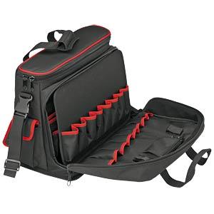 Werkzeugtasche, mit Notebook-Fach, Polyester, 440x200x340 mm KNIPEX 00 21 10 LE