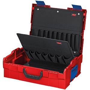 Werkzeugkoffer, L-BOXX, ABS-Hartschale, 442x151x357 mm KNIPEX 00 21 19 LB