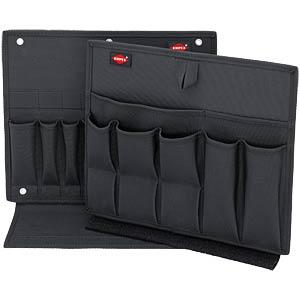 Werkzeugkarte, L-BOXX, Polyester, 375x55x310 mm KNIPEX 00 21 19 LB WK