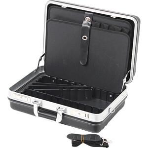 Werkzeugkoffer, Basic, ABS-Hartschale, 460x180x310 mm HEPCO+BECKER 00 5910 8019