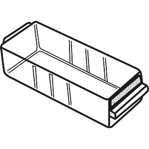 Etiketten für Schublade 150-00 RAACO 109024
