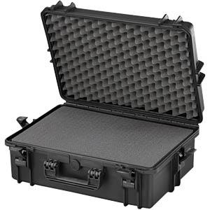 Koffer, wasserdicht, Polypropylen, 555x211x428 mm RND LAB RND 550-00088