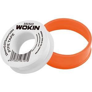 WOKIN 331510 - Gewindedichtband PTFE 10 m