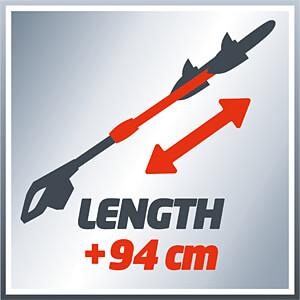 Akku-Hochentaster, GE-LC 18 Li T - Solo EINHELL 3410810