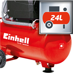 Kompressor, 8 bar, 24 l, TC-AC 190/24/8 EINHELL 4007325