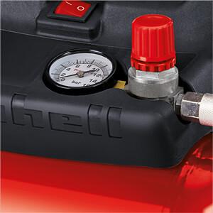 Kompressor, 8 bar, 6 l, TC-AC 190/6/8 OF EINHELL 4020495