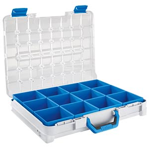 Sortimo T-BOXX incl. inzetbox-set F3 blauw SORTIMO 51012129