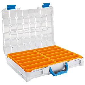 Sortimentskasten, T-BOXX F3 orange, 440 x 80 x 350 mm SORTIMO 51012132