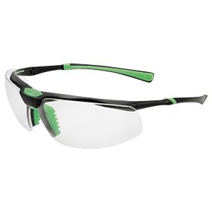 k3 Safety Glasses Mailand, AS+, klar K3 5X3.01.35.00