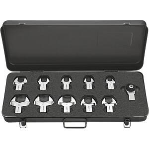 Einsteck-Maulschlüssel Satz, 14 x 18 mm, 13-32 mm MATADOR 6190 9110