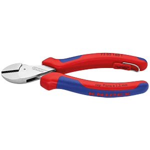 KNIPEX X-Cut® verchromt 160 mm KNIPEX 73 05 160 T