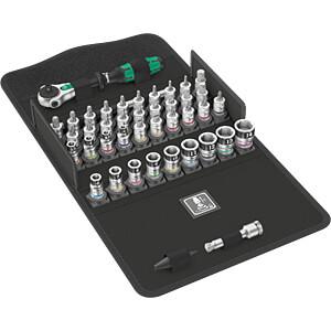 Steckschlüsselsatz, Multi, All-in Zyklop Speed, 42-teilig WERA 05003755001