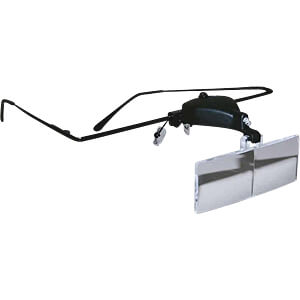Rona 814160 Lunettes Loupe A Led Grossissement X 1 5 X 2 5 X 3 5