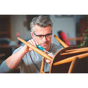 Brille, einstellbar von -6 bis +3 Dioptrien MAXIMEX 93010S