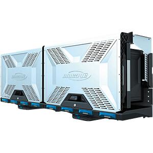 Aufbewahrungssystem Verschlußhaube BATAVIA 7060526