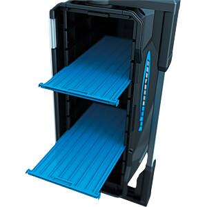 Aufbewahrungssystem 2 x Einteiler BATAVIA 7060523