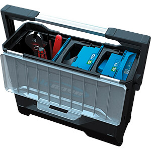 Aufbewahrungssystem Systemkoffer BATAVIA 7060524