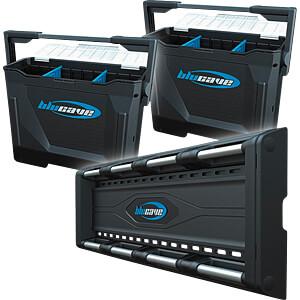 Aufbewahrungssystem MIX Set 4 BATAVIA 7062404