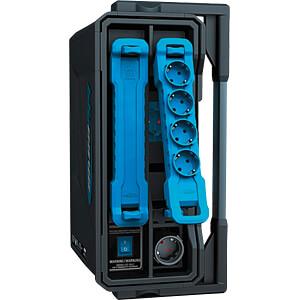 Aufbewahrungssystem 4-fach Steckdose BATAVIA 7060529