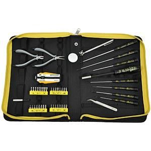 Werkzeugsatz, Zangen, Schraubendreher, Techniker, 47-teilig C.K T5956
