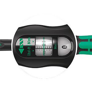 Drehmomentschlüssel, Click-Torque C3, 40-200 Nm, 1/2´´ WERA 05075622001