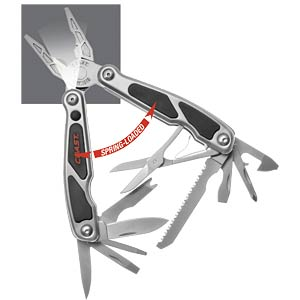 Multitool, 15 in 1, mit LED, 98 mm COAST LED140